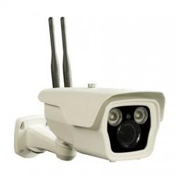 Cámara 4G de vigilancia Bullet con WIFI, 2.0 Mpx y 2 leds IR 35 Metros