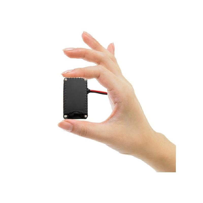 Mini localizador GPS con micrófono integrado y corte de combustible