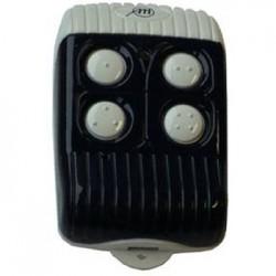 Mando de garaje original con 4 canales de 433 MHz ALLMATIC BRO4WN/TOP