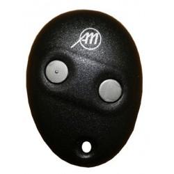 Mando de garaje original de 2 botones ALLMATIC WDBROSTAR MINI PASS