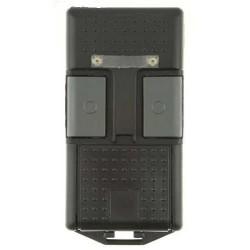 Mando de garaje original de 2 botones y 27.195 MHz APRIMATIC TG2C