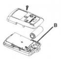 Mando de garaje original de 4 botones frecuencia 433 MHz Aprimatic TM4
