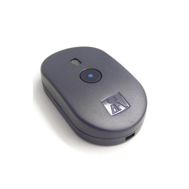 Mando de garaje original de 1 botón con función de proximidad BFT PASSY