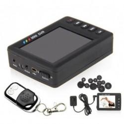 Mini cámara oculta espía HD...