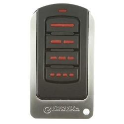 Mando de garaje original de 4 botones frecuencia 868 MHz ERREKA IRIS48