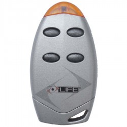 Mando de garaje original con 4 botones y frecuencia 868 MHz LIFE EVER4