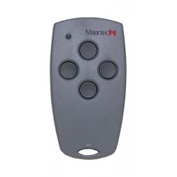 Mando de garaje original de 4 botones y 433.92 MHz MARANTEC D304 433