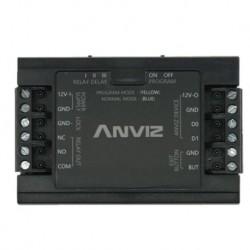 Controladora autónoma independiente para gestión de accesos para Anviz