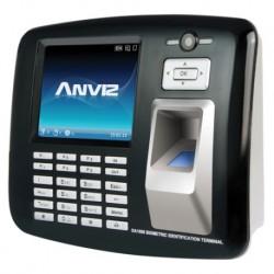 Control de acceso y presencia con cámara 1.3Mp (huella, tarjeta y pin)