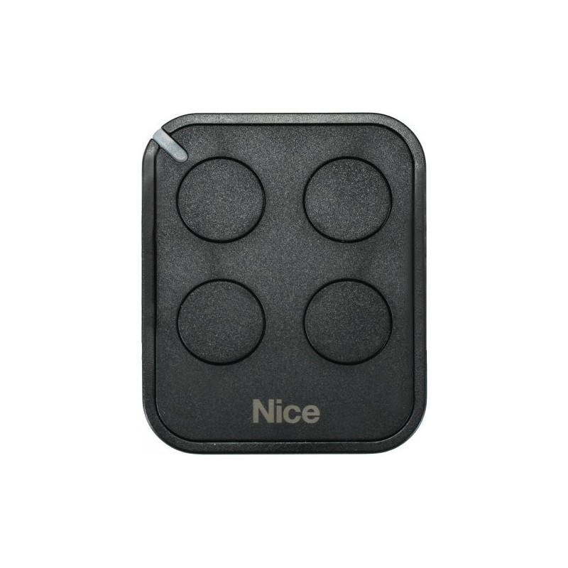 NICE Rolling 4 botones FLO-4R. Caja negra 433 Mhz.