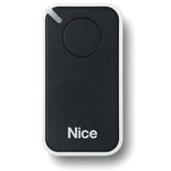 Mando de garaje original de 1 botón y frecuencia 433 MHz NICE INTI 1