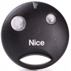 Mando de garaje original de 2 botones y frecuencia 433 MHz NICE SMILO2