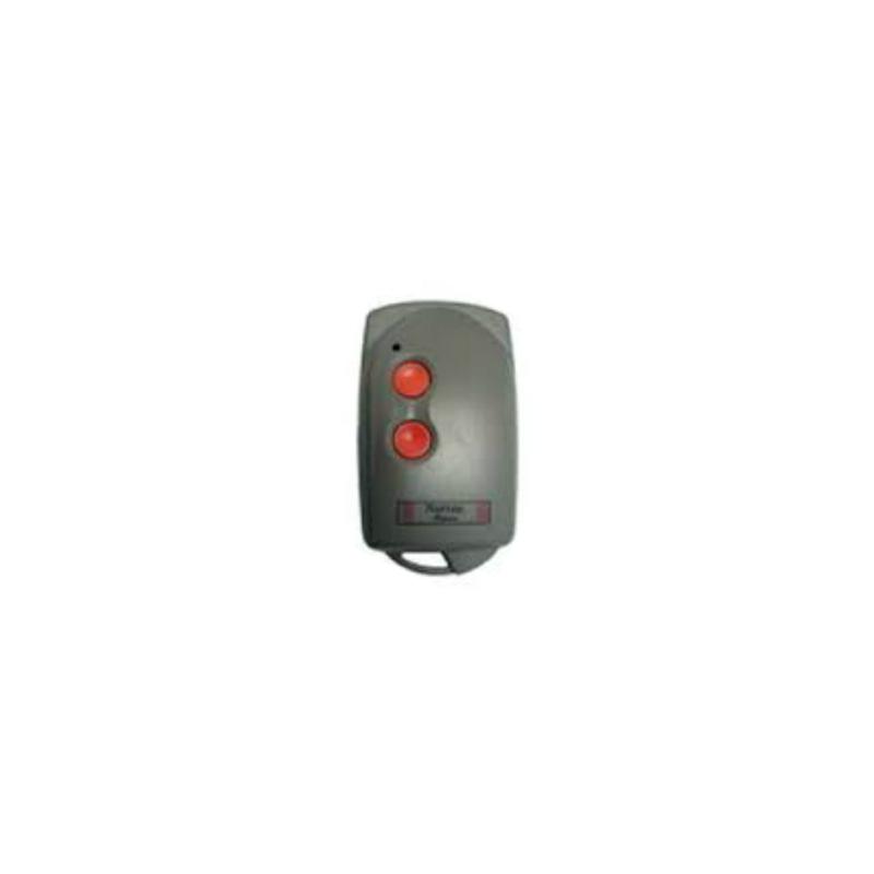 Mando de garaje original de 2 botones frecuencia 433 MHz NORTON NOR20+