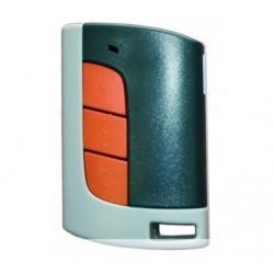 Mando de garaje original con 3 botones y 433.92 MHz SABUTOM NOVO SBM