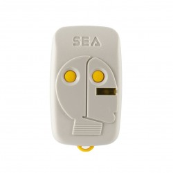 Mando de garaje original de 2 botones frecuencia 868 MHz SEA HEAD 2 RC