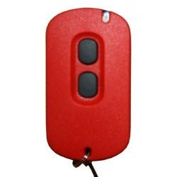 Mando de garaje original con 2 botones y de 433.92 MHz SMINN BALEA 434