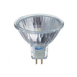 Mini bombilla halógena de iluminación que se alimenta con 12 V y 10 W