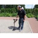 Detector de metales OKM Evolution NTX con escáner de tierra 3D