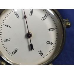 Termómetro de bolsillo estilo brújula y mide temperatura de -20 a 60ºC