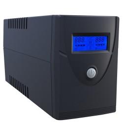 SAI monofásico offline interactivo de 600VA/360W de potencia