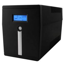 SAI monofásico interactivo de 1500VA/900W de potencia con 4 salidas