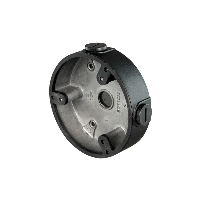 Caja de conexiones para cámaras domo válido para exterior
