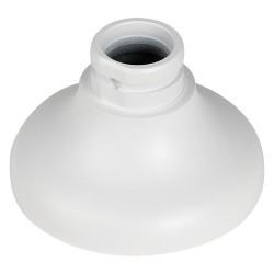 Soporte de techo de aluminio para cámaras domo. Carga máxima 1 kg
