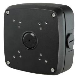 Caja de conexiones para cámaras bullet de pared o techo apta exterior