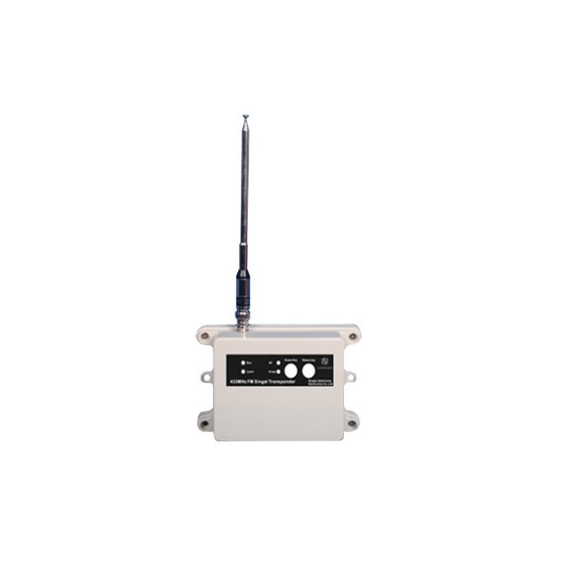 Repetidor de barreras infrarrojas para 50 dispositivos. 1000 metros