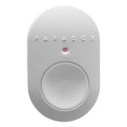 Mando remoto con botón de pánico de Paradox Grado 2 resistente al agua