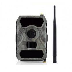 Cámara de caza FullHD con red 3G, IR, detección de movimiento y avisos