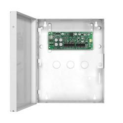Módulo fuente de alimentación supervisada 2.8A en caja de metal Paradox