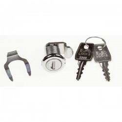 Bombín y llaves para las cajas PAR-115 y PAR-116 para alarmas Paradox