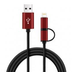Tracker/Localizador GPRS oculto en cable USB con micrófono GSM y LBS