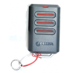 Mando de garaje erreka luna 3 botones 433Mhz 8 códigos