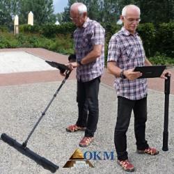 Detector de metales y escáner 3D OKM Fusion Professional Plus avanzado