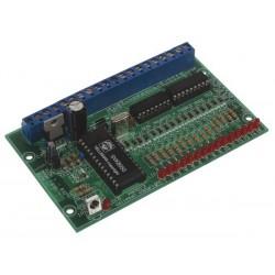Receptor IR de 15 canales con 4 modos de salida