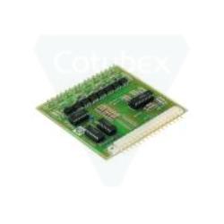 Kit para montar una placa de circuito de entrada de optoacoplador