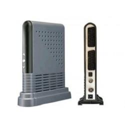 Receptor digital de televisión por cable M2QAM