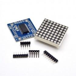 Módulo LED DOT Matrix 8x8 con Driver Max7219 para Arduino