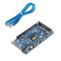 Arduino DUE R-3 compatible con procesador AT91SAM3X8EA