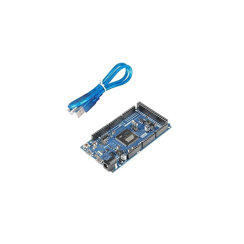 Arduino DUE R-3 compatible con procesador AT91SAM3X8EA