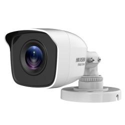 Cámara de vigilancia Hikvision bullet de 2mpx y 2.8 mm. Apta exterior