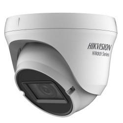 Cámara de vigilancia Hikvision domo de 4mpx, 2.8~12 mm para exterior