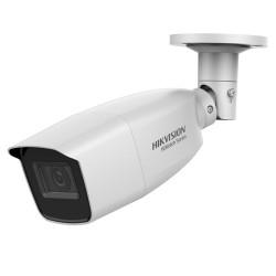 Cámara de vigilancia Hikvision 1080p, varifocal 2.8~12mm con IR de 40m
