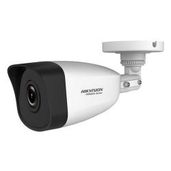 Cámara de vigilancia IP Hikvision bullet 4 mpx, 2.8mm y LEDs IR de 30m