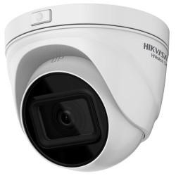 Cámara de vigilancia IP domo Hikvision de 2mpx, autofocus 2.8-12mm PoE