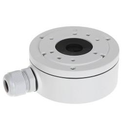 Caja de conexiones para cámaras bullet o domo Hikvision techo/pared