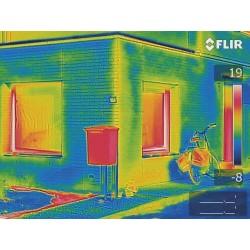 Cámara térmográfica Flir E6-XT