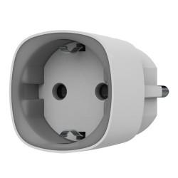 Enchufe inteligente con control remoto y medidor de consumo de Ajax